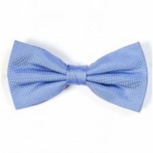 100% Zijde 5x11,5 cm Licht blauw