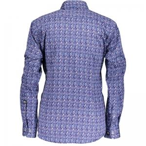 113310 113310 [Shirts LM] 5769 kobalt