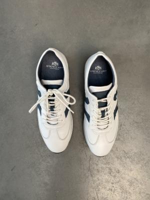 Sneaker Mos Calf Wit
