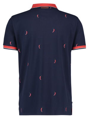 Red hot chili peppers Navy blue