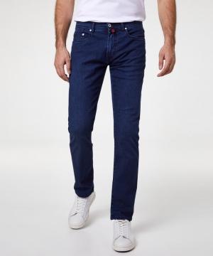 Regular fit Donker blauw