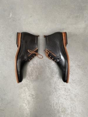 Boot Sole Excalibur Black