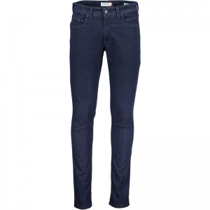 Slim fit super stretch jeans logo