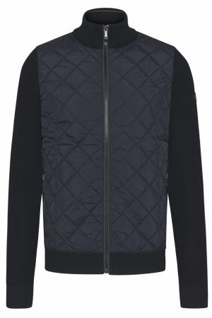 Indoor jacket - Quilt stiksels 390 blau