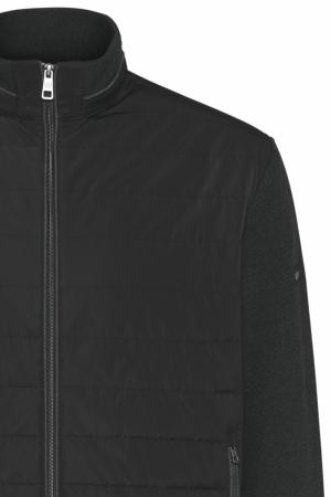 Indoor jacket - Quilt stiksels 280 anthracite